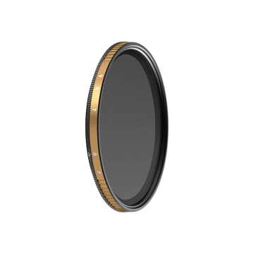 PolarPro Variable ND Filter (82mm 6-9 Stop Filter ) / Peter McKinnon Edition