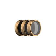 PolarPro Mavic Air - Cinema Series - Exposure Filter 3 Pack (ND128, ND256, ND1000)