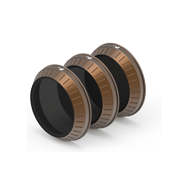 DJI Zenmuse X4S Filters - Cinema Series - VIVID Collection (ND4/PL, ND8/PL, ND16/PL)