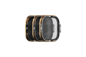 PolarPro Shutter Collection HERO8 Rollcage (ND8, ND16, and ND32)