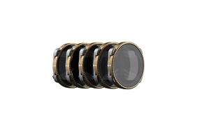 PolarPro DJI Air 2S Directors Set ND8/PL, ND16/PL, ND32/PL, VND 2-5, VND 6-9 filters set