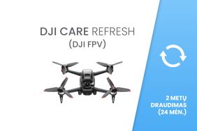 DJI Care Refresh 2-Year Plan (DJI FPV) EU