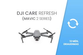 DJI Care Refresh Mavic 2 drono draudimas