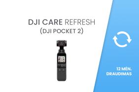 DJI Care Refresh 1-Year Plan (DJI Pocket 2)