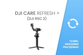 DJI Care Refresh+ (DJI RSC 2)