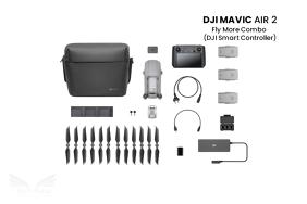 DJI Mavic Air 2 Fly More Combo (DJI Smart Controller)