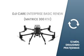 DJI Care Enterprise Basic Renew (M300 RTK) EU 12 months