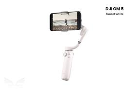 DJI Osmo Mobile 5 / OM 5 (Sunset White)