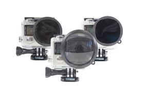 PolarPro Filters GoPro (PL, ND, Macro) 3-Pack