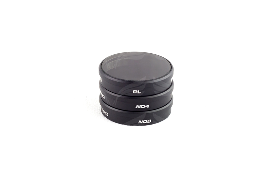 PolarPro Filters Phantom 3 (PL, ND4, ND8) 3-Pack