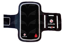 Yurbuds Armband Universal Black