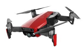 DJI Mavic Air Flame Red Dronea