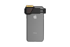 PolarPro Iris - filtrų sistema mobiliesiems telefonams